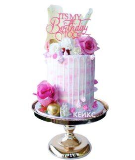Торт женщине на 29 лет 1