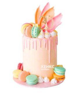 Торт женщине на 29 лет 5