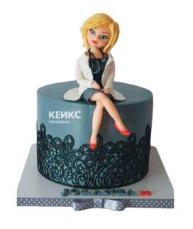 Торт женщине на 32 года 3