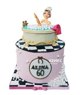 Торт женщине на 32 года 4