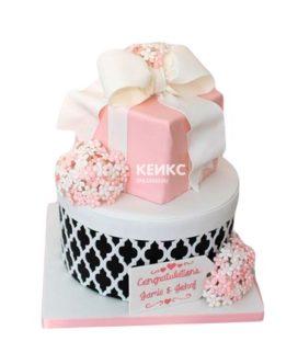 Торт женщине на 32 года 6