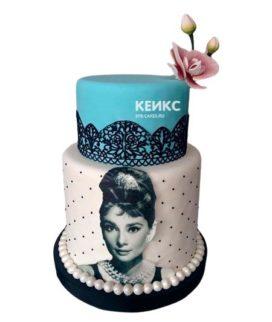 Торт женщине на 33 года 2