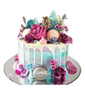 Торт женщине на 33 года 5