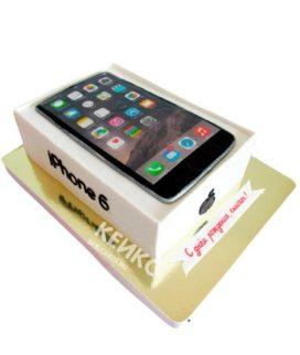 Торт айфон 6 3