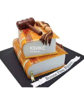 Торт для адвоката 2