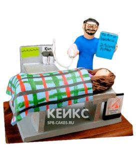 Торт для анестезиолога 2