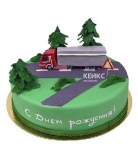 Торт для дальнобойщика 6