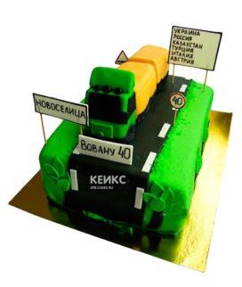 Торт для дальнобойщика 7