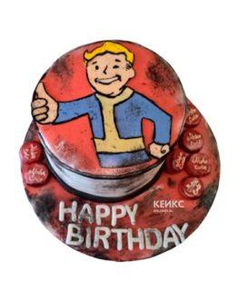 Торт Fallout 1