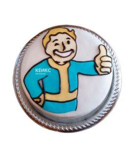 Торт Fallout 2