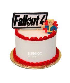 Торт Fallout