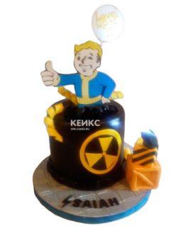 Торт Fallout 5