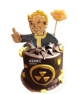 Торт Fallout 6