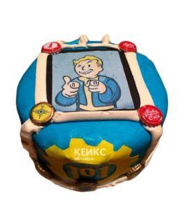 Торт Fallout 7
