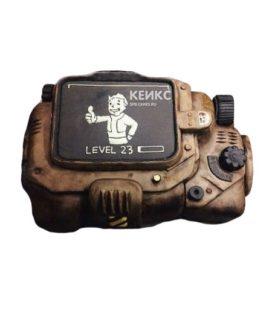 Торт Fallout 8
