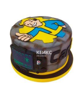 Торт Fallout 9