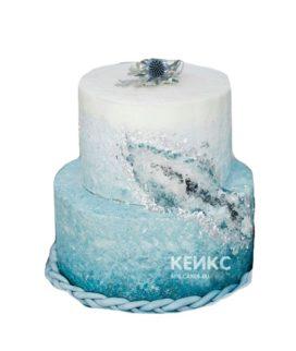 Торт кристалл 6