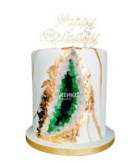 Торт кристалл 9