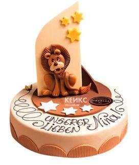 Торт лев 5