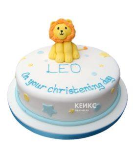 Торт лев 6