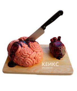 Торт мозги 1