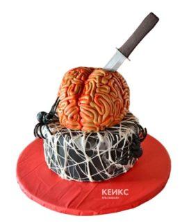 Торт мозги