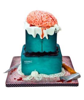 Торт мозги 5