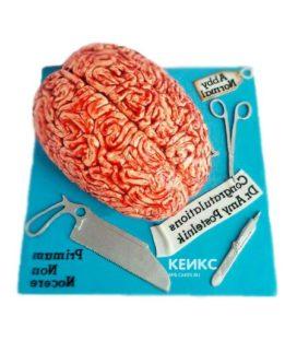Торт мозги 7