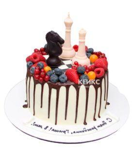 Торт на юбилей мужчине 35 лет 1