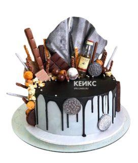 Торт на юбилей мужчине 45 лет 3