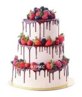 Торт на юбилей женщине 35 лет 1
