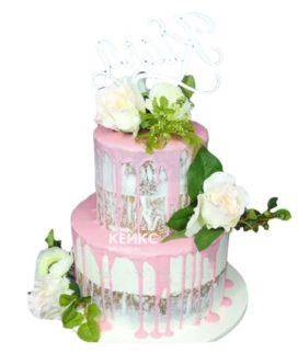 Торт на юбилей женщине 35 лет 10