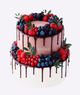 Торт на юбилей женщине 35 лет 3