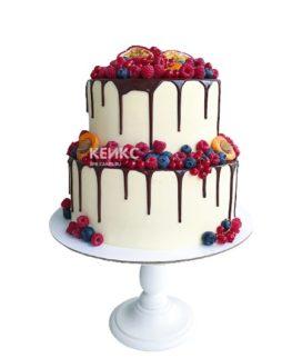 Торт на юбилей женщине 45 лет