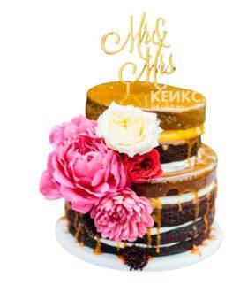 Торт на юбилей женщине 45 лет 5