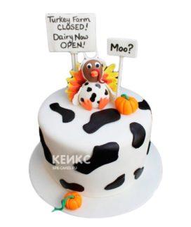 Торт осень 11