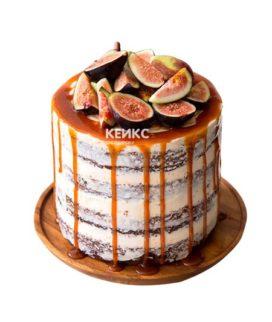 Торт осень без мастики 2