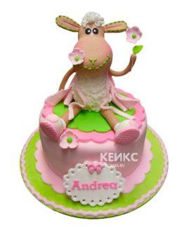 Торт овен 2