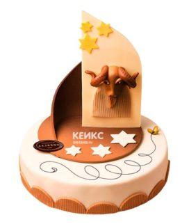 Торт овен 3