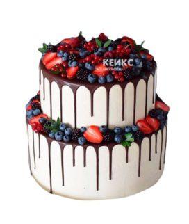 Торт папе без мастики 6