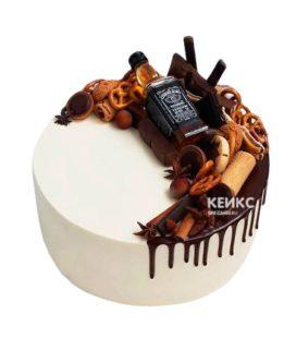 Торт папе без мастики 7
