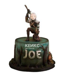 Торт Ведьмак 2