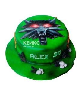 Торт Ведьмак 3