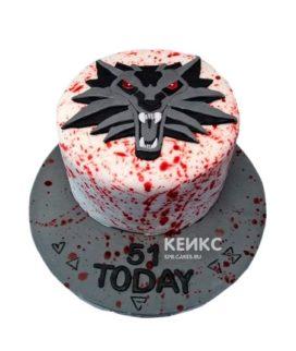 Торт Ведьмак