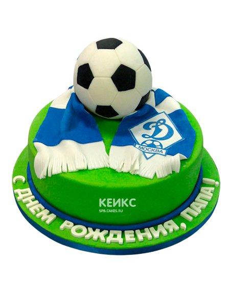 Торт Динамо 3