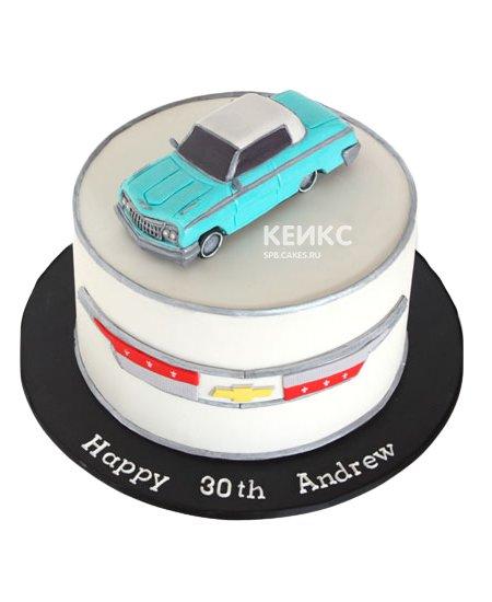 Торт машина 11