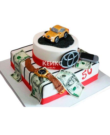 Торт машина 13