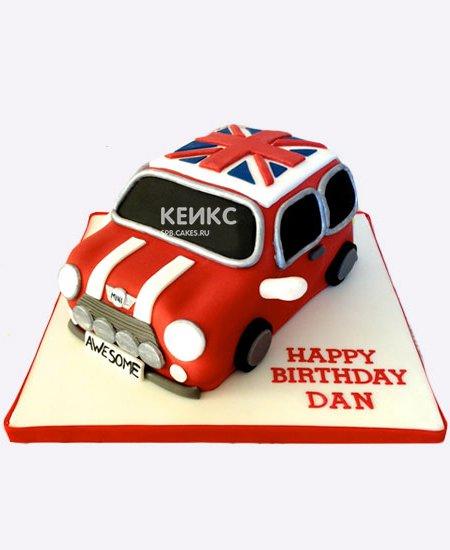 Торт машина 16