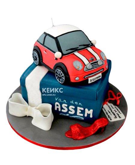 Торт машина 3