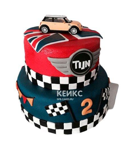 Торт машина 4